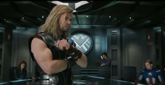 Avengers Vs Official Movie Trailer Vs Iron Man Vs Thor Vs
